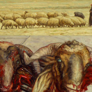 """Shepherds and Flock"""