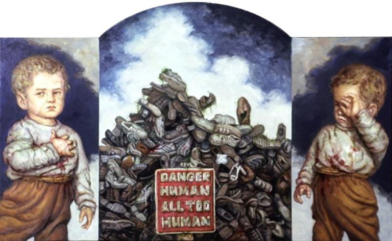 Danger: Human, all too human
